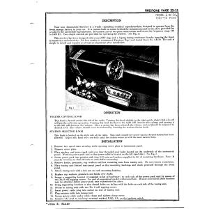 Firestone Tire & Rubber Co. 4-B-56
