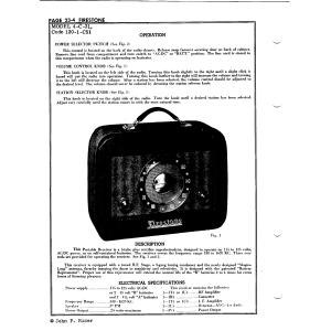Firestone Tire & Rubber Co. 4-C-21