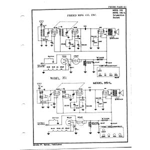 Freed Radio & Television Corp. 351-L