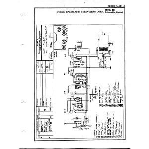 Freed Radio & Television Corp. 354