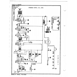 Freed Radio & Television Corp. 369-S