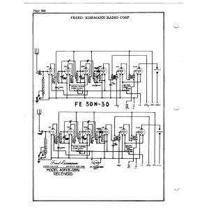 Freed Radio & Television Corp. 40N