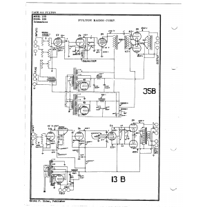 Fulton Radio Corp. 35B