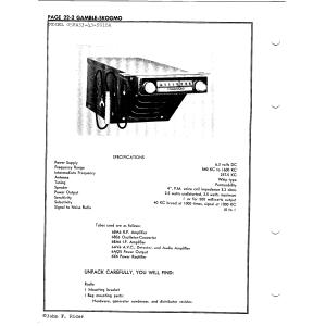 Gamble-Skogmo, Inc. 05RA33-43-5016A