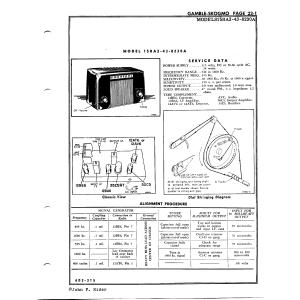 Gamble-Skogmo, Inc. 15RA2-43-8230A