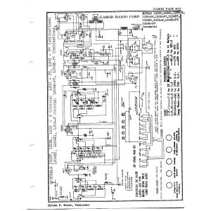 Garod Radio Corp. 1203-P6