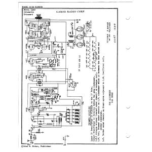 Garod Radio Corp. 1239