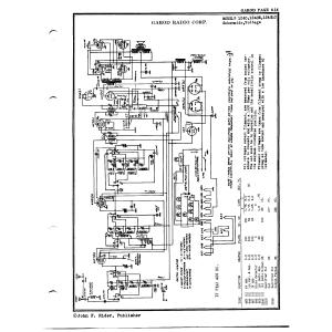 Garod Radio Corp. 1240E