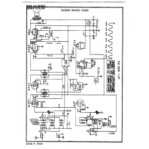 Garod Radio Corp. 328