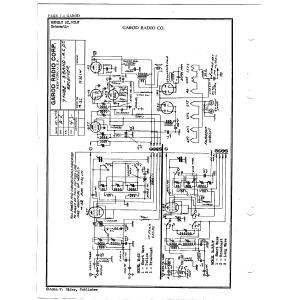 Garod Radio Corp. 32LW