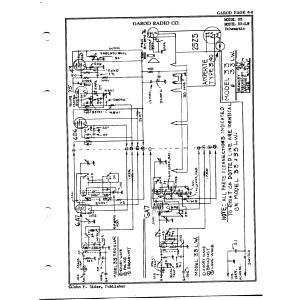Garod Radio Corp. 33-LW