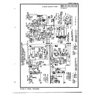 Garod Radio Corp. 370