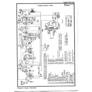 Garod Radio Corp. 3790