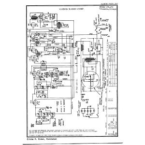 Garod Radio Corp. 37B