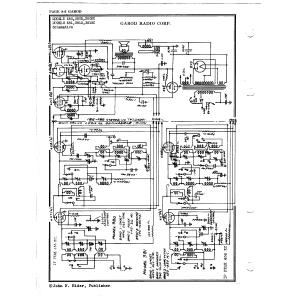 Garod Radio Corp. 381D