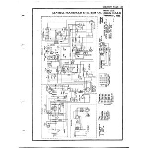 General Household Utilities Co. 1101