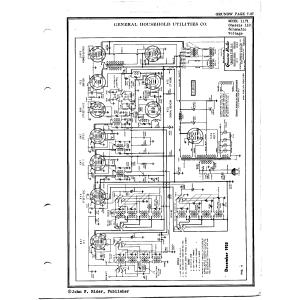 General Household Utilities Co. 1171