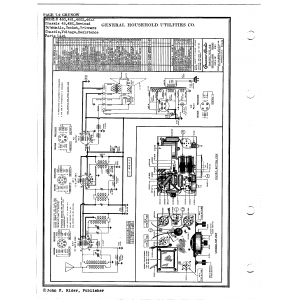 General Household Utilities Co. 461X