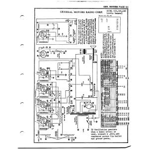 General Motors Radio Corp. 110