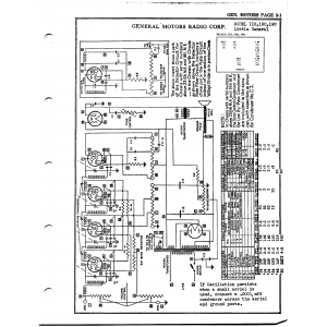 General Motors Radio Corp. 190