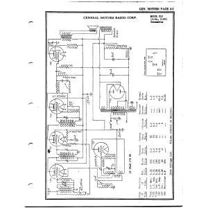 General Motors Radio Corp. 211