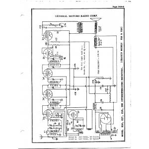 General Motors Radio Corp. 216