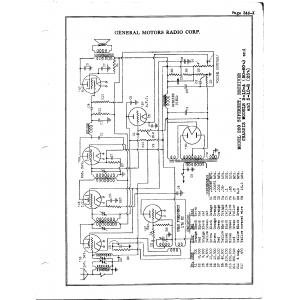 General Motors Radio Corp. 220