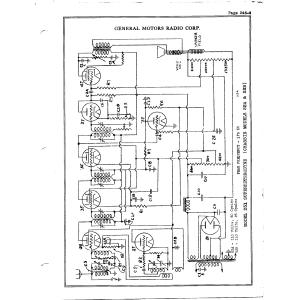 General Motors Radio Corp. 251