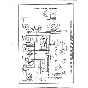 General Motors Radio Corp. 256