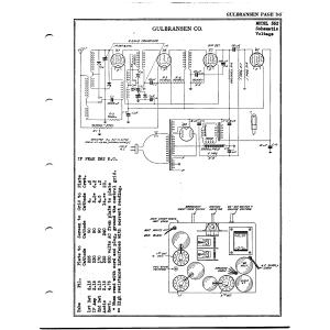 Gulbransen Co. 362