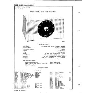 Hallicrafters, Inc. 5R14
