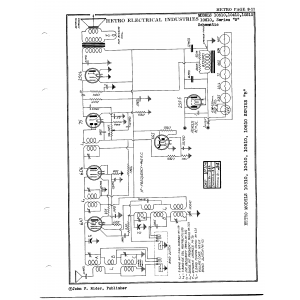 Hetro Electrical Industries 10510