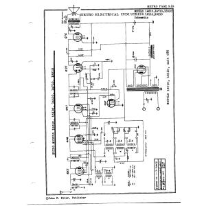 Hetro Electrical Industries 14710