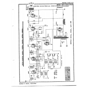 Hetro Electrical Industries 15010