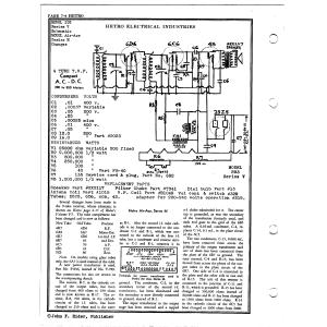 Hetro Electrical Industries 293