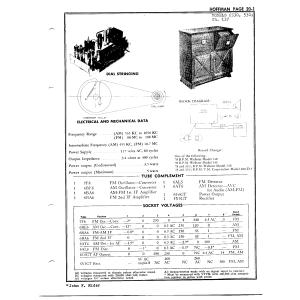 Hoffman Radio Corp. 530