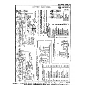 Hoffman Radio Corp. A401