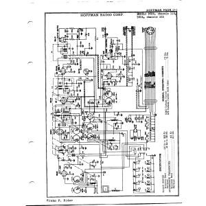 Hoffman Radio Corp. B502