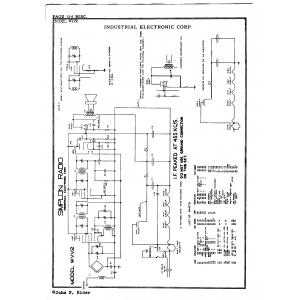 Industrial Electronic Corp. WVV2