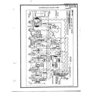 Interocean Radio Corp. 2038 Chassis