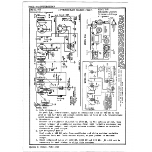 Interocean Radio Corp. 204