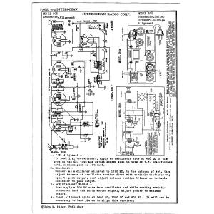 Interocean Radio Corp. 505