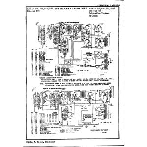 Interocean Radio Corp. 525A