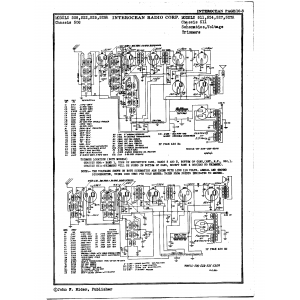 Interocean Radio Corp. 527A
