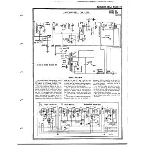 Jackson Bell Co., Ltd. 205