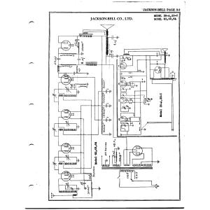Jackson Bell Co., Ltd. 25-U