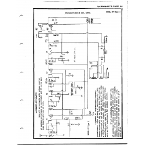 Jackson Bell Co., Ltd. 27 Type 1