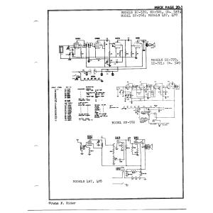 John Meck Industries, Inc. 4B7
