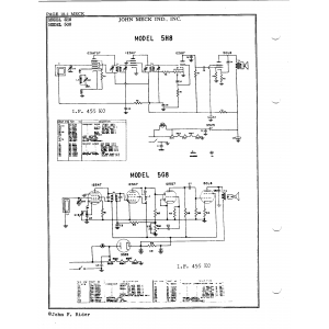 John Meck Industries, Inc. 5G8