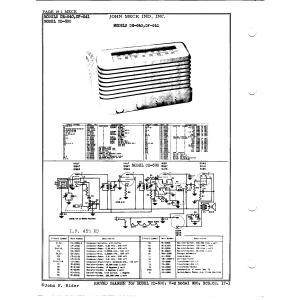 John Meck Industries, Inc. CD-500